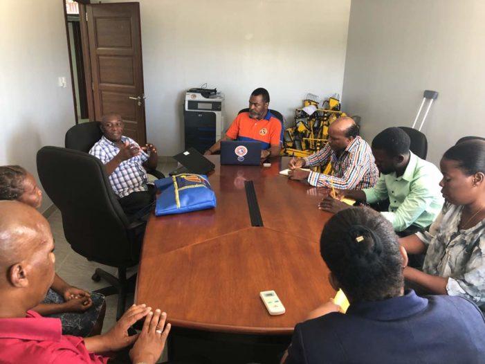 Haiti-Cyclone: La Protection Civile renforce ses capacités