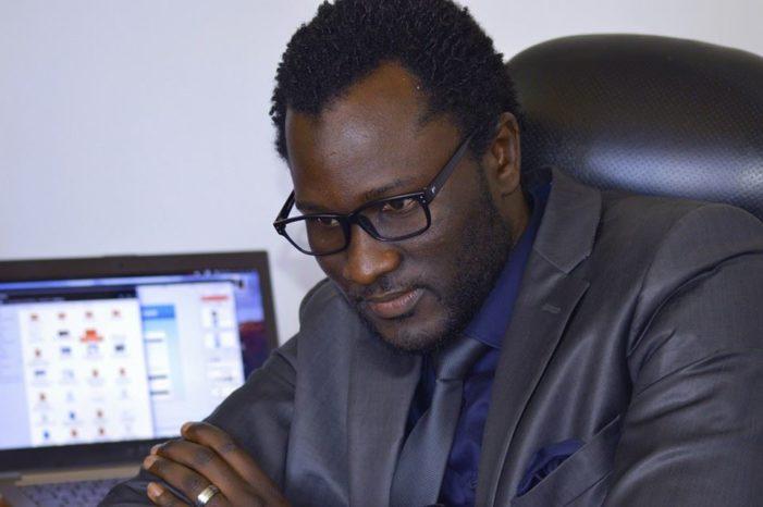 Haiti-Numérique: le cyber-activiste Cheikh Fall dans nos murs