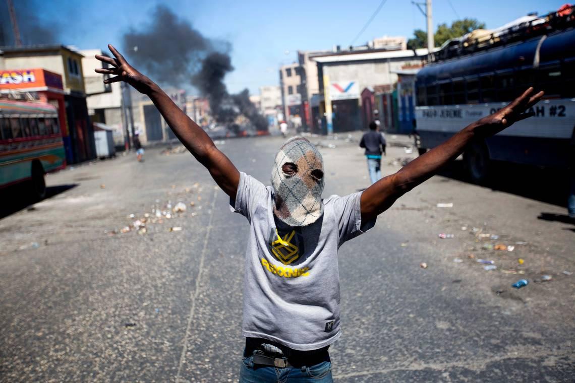 Edmond Mulet recommande une conférence pour l'annexion d'Haiti