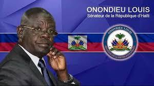 Haiti-scandale: le Senateur Onondieu refuse de s'écarter du bureau et avertit Cantave