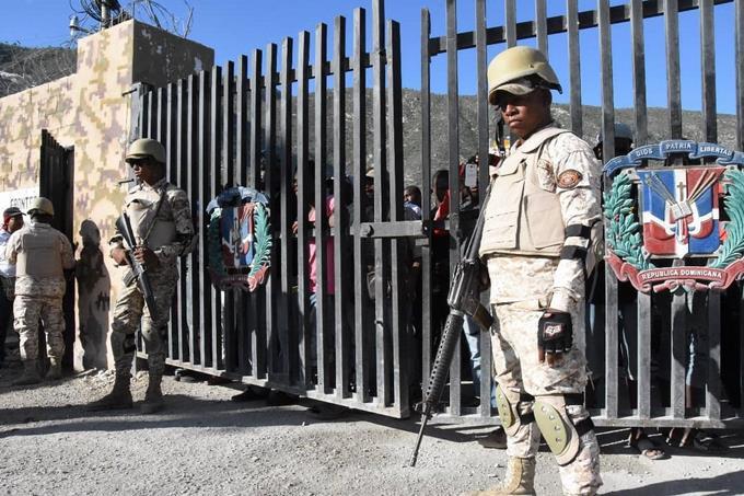 Haiti-République Dominicaine: La RD multiplie les postes frontaliers