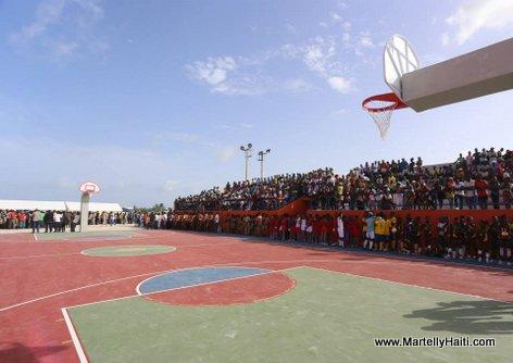 Haiti-Petrocaribe: Nouvel éclaircissement de Lamothe sur la question des stades