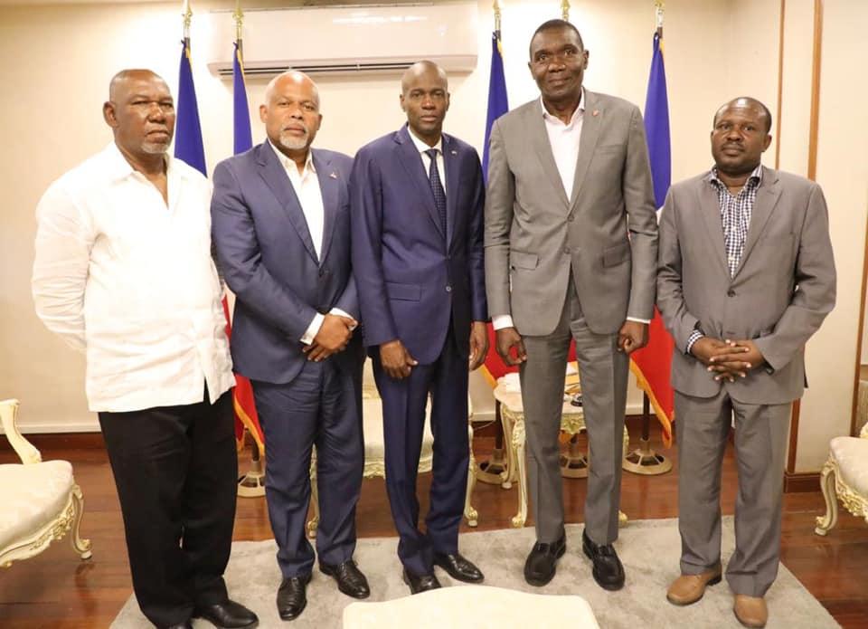 Haiti-Politique: vers la mise en place d'un nouveau gouvernement