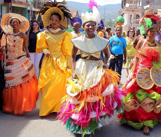 Haiti-Pré-Carnaval: les défilés se terminent à 11:00
