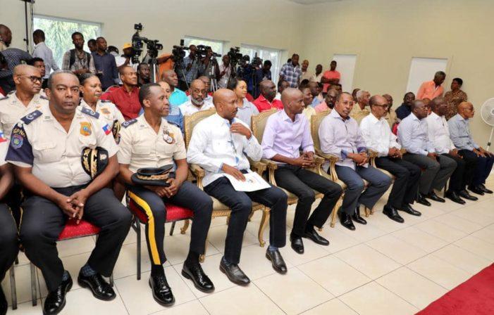 Haiti / Police-Revendications: Le montant de la carte de débit est doublé