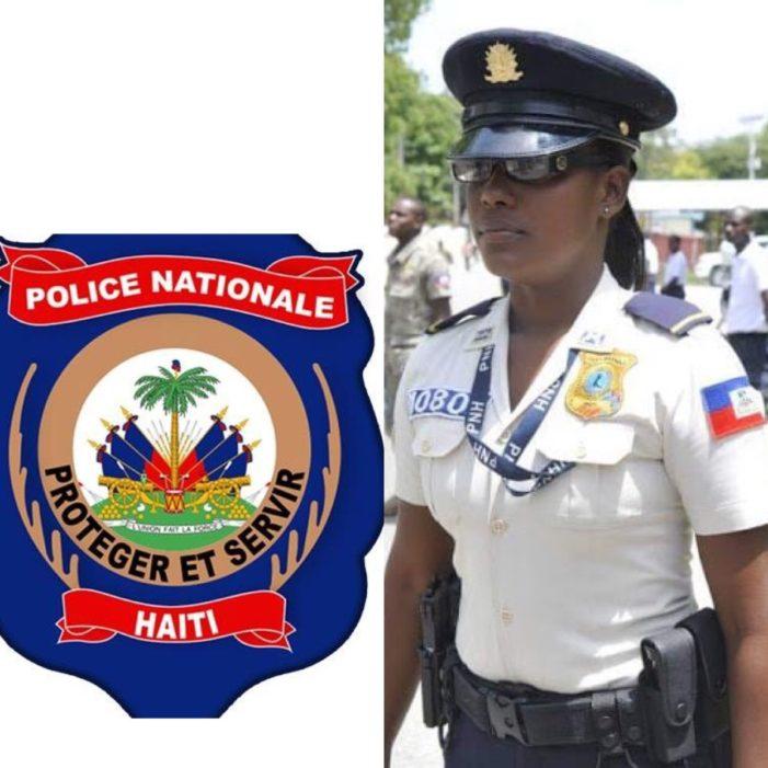 Haiti-Police: Un manifeste juste, des moyens de lutte inacceptables