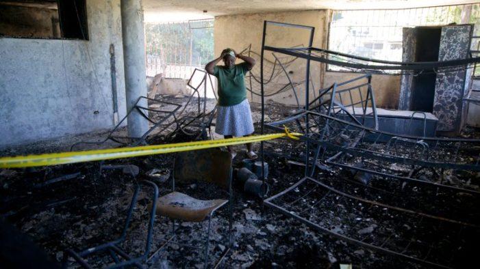 Haiti/Accident: Feu accidentel dans un orphelinat à Fermathe 55, 15 morts