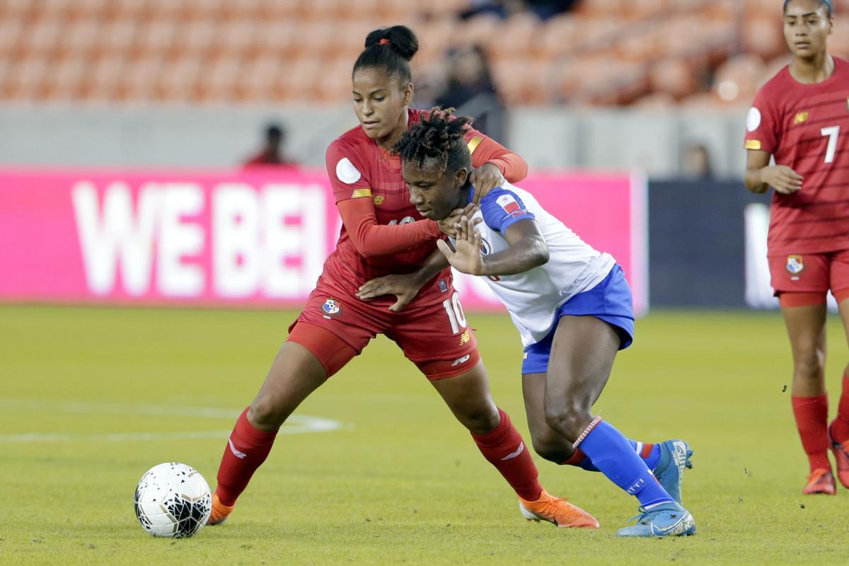 Football féminin: Haiti a pulvérisé le Panama