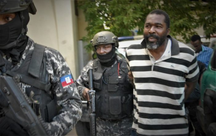 Haiti/Justice: Menacé de mort, un juge abandonne