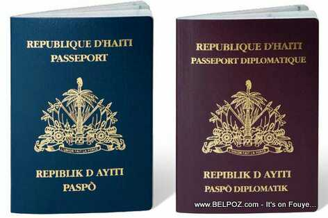 Haiti-Politique: Annulation des passeports diplomatiques des Sénateurs