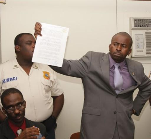 Haiti-Politique: Echec  au Correctionnel pour les anciens sénateurs