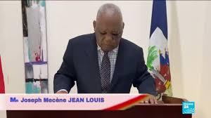 Le Ministre de la justice ordonne l'arrestation de Me Mécène Jean-Louis, Haiti craint le pire