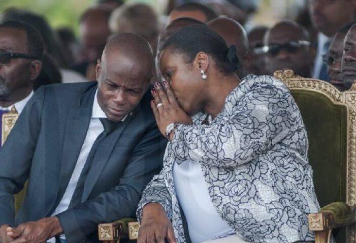 Funérailles du président Jovenel Moïse: la Première dame n'accepte pas le financement du trésor public