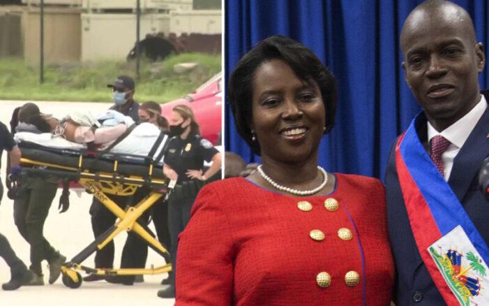 Haiti-Jovenel Moise: L'Ex Premiere Dame Martine Moise vient de réagir