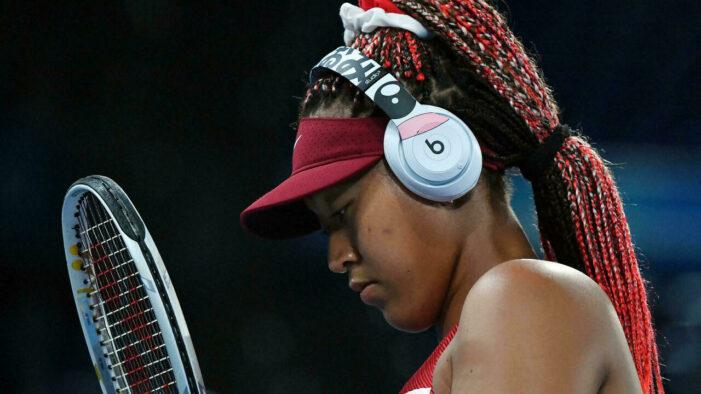 Tokyo JO: Japanese-Haitian Naomi Osaka eliminated from Tokyo Olympics
