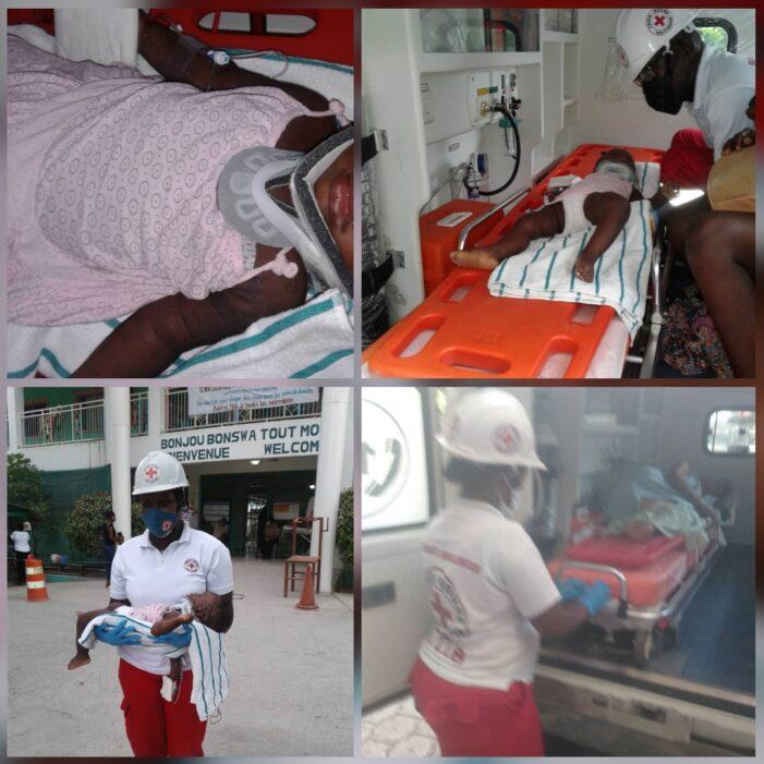 Haïti-Séisme : le Bilan humain, communiqué par la Protection civile, passe à 2189 morts