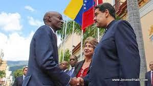 Haiti-Assassinat de Jovenel Moise: Maduro dénonce le président colombien