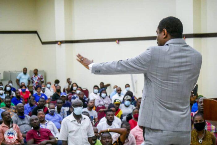 ONA-Employés: Le nouveau DG veut tout faire pour marquer son passage