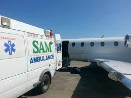 Le service ambulancier SAM, ferme ses portes, pour protester contre l'enlèvement du Dr Deslouche