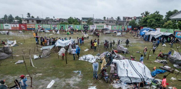 Le CCRIF octroie 40 millions de dollars à Haïti pour faire face aux dégâts après le séisme