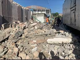 Haiti-Seisme:Martine Moise lance un appel à l'Union